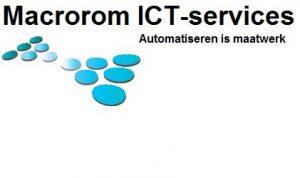 Macrorom ICT-services Automatiseren is maatwerk